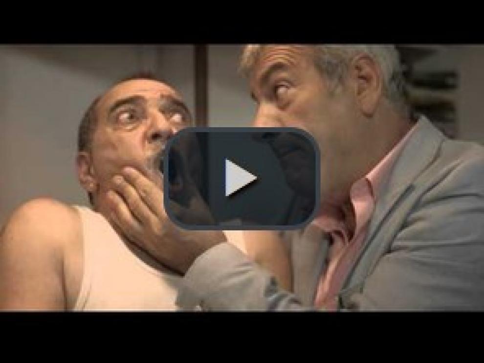 Primeras imágenes de la película de Gaizka Urresti 'Bendita calamidad'
