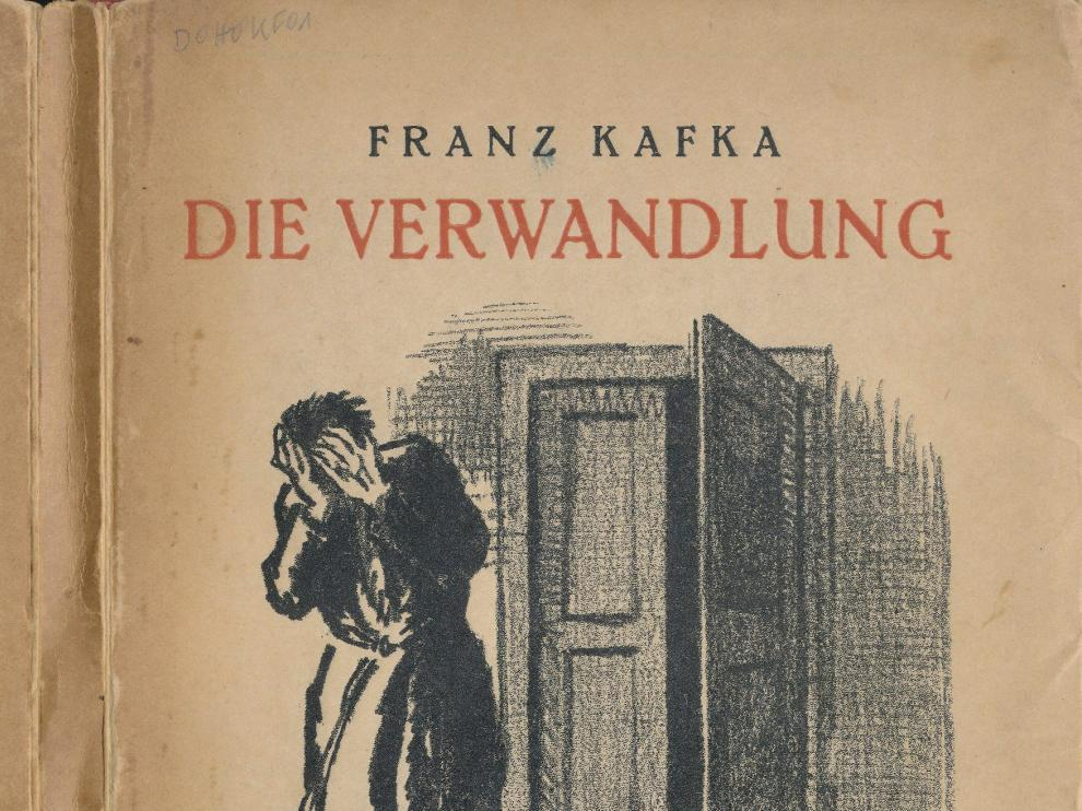 Fotografía de la portada de la primera edición del libro.