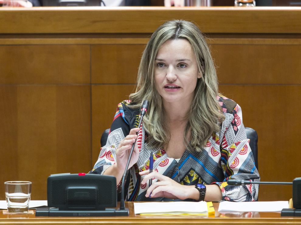 ?Alegría prepara una propuesta de becas del Gobierno de Aragón