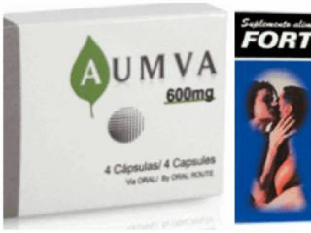 Han sido retirados por contener sildenafilo, el principio activo empleado en el tratamiento de la disfunción eréctil.