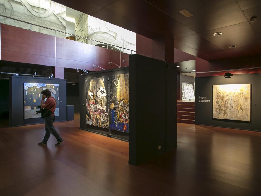 Imagen de archivo del Centro de Historias de Zaragoza.