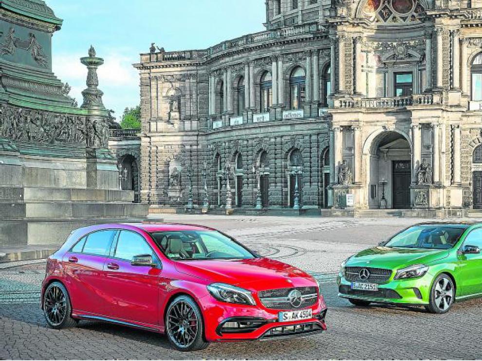 La nueva generación de la Clase A de Mercedes-Benz incorpora sutiles cambios estéticos, más tecnología, y motores más eficientes.