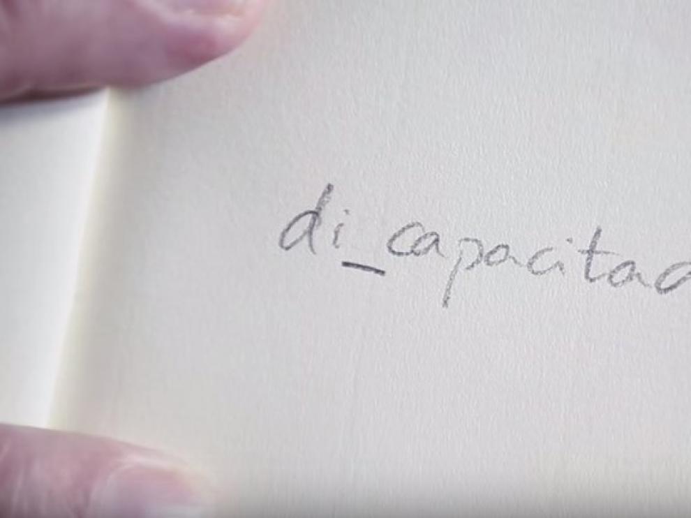 Una imagen del documental 'Di_capacitados', candidato a la preselección de los Premios Goya 2016.