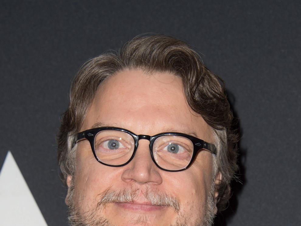 El director de cine Guillermo del Toro.