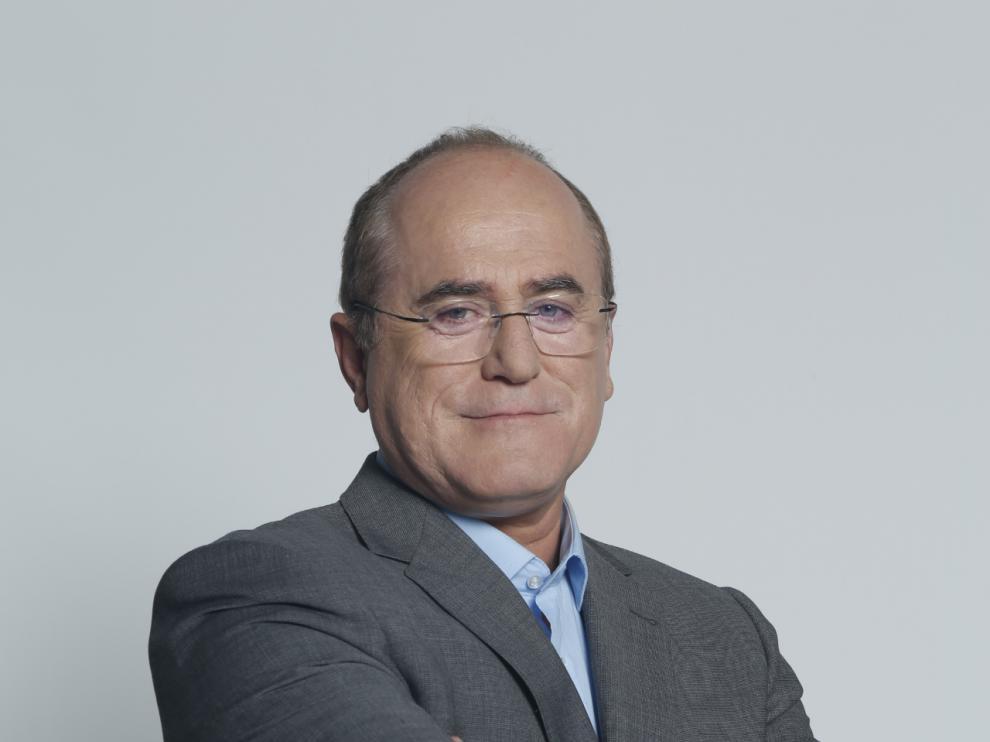 Jesús María Ruiz de Arriaga en una foto de sus inicios como abogado.