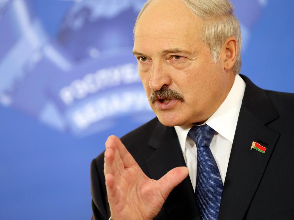 Lukashenko lleva en el poder desde 1994
