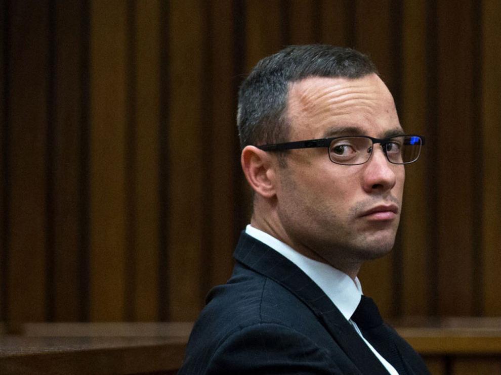 ?Pistorius, durante el juicio celebrado en mayo del año pasado.