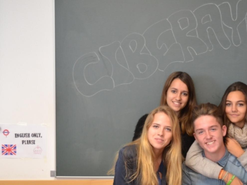 El Instituto de Educación Secundaria Parque Goya de Zaragoza cuenta con un programa pionero en España para prevenir el ciberbullying.
