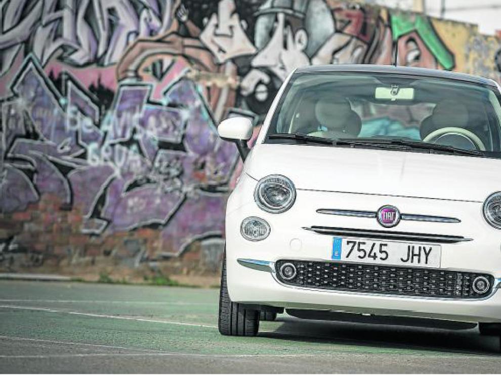 Fiat pone al día su utilitario de diseño audaz y divertido