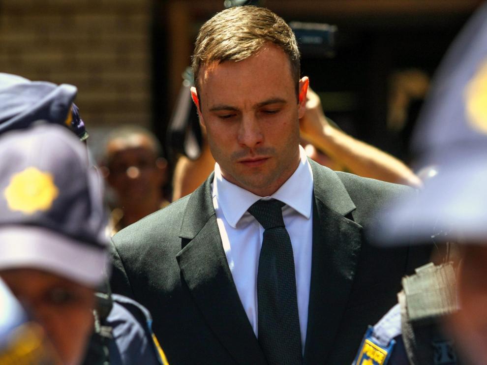 Oscar Pistorius en una foto de archivo.