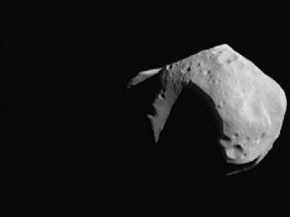 Un asteroide se acercará a la Tierra por Halloween. /NASA