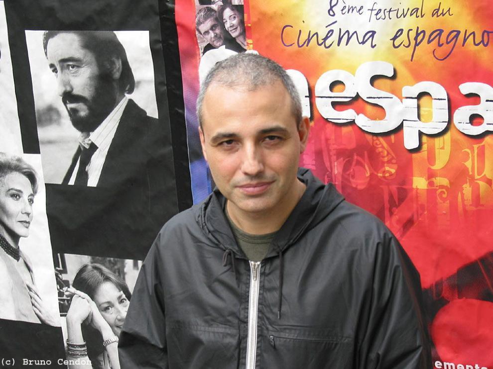 Pablo Berger, en una imagen de archivo.