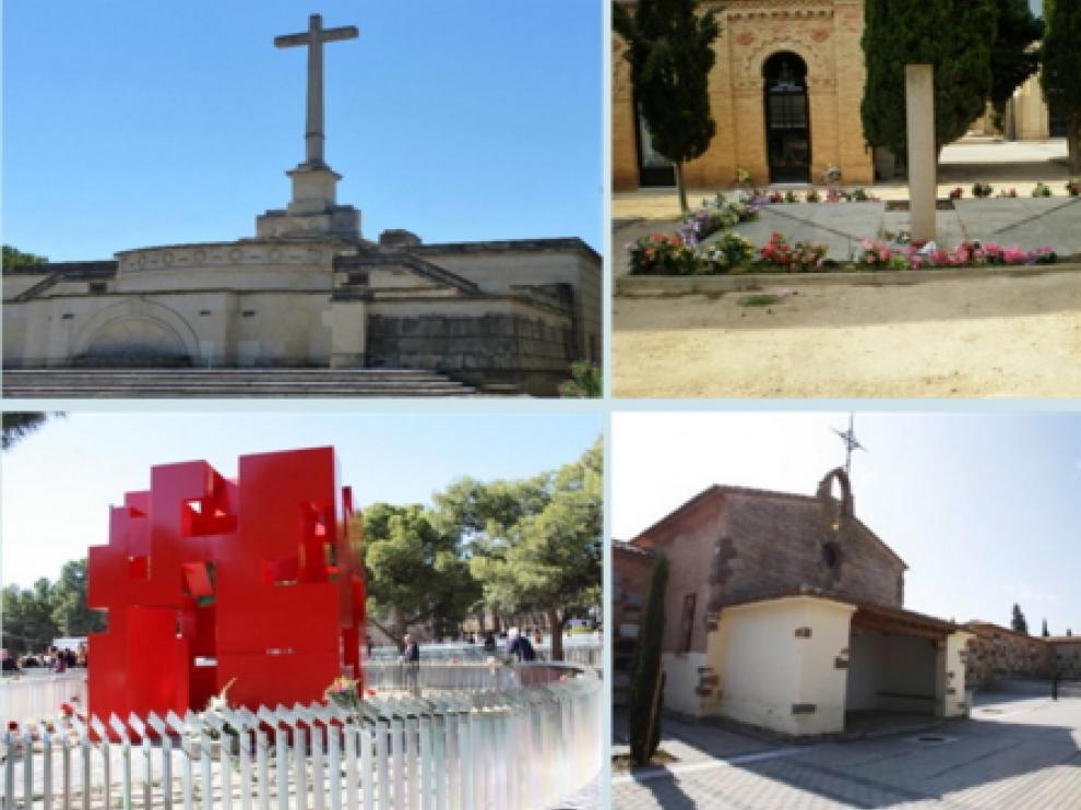Visita guiada con Gozarte en el cementerio de Torrero, en Zaragoza