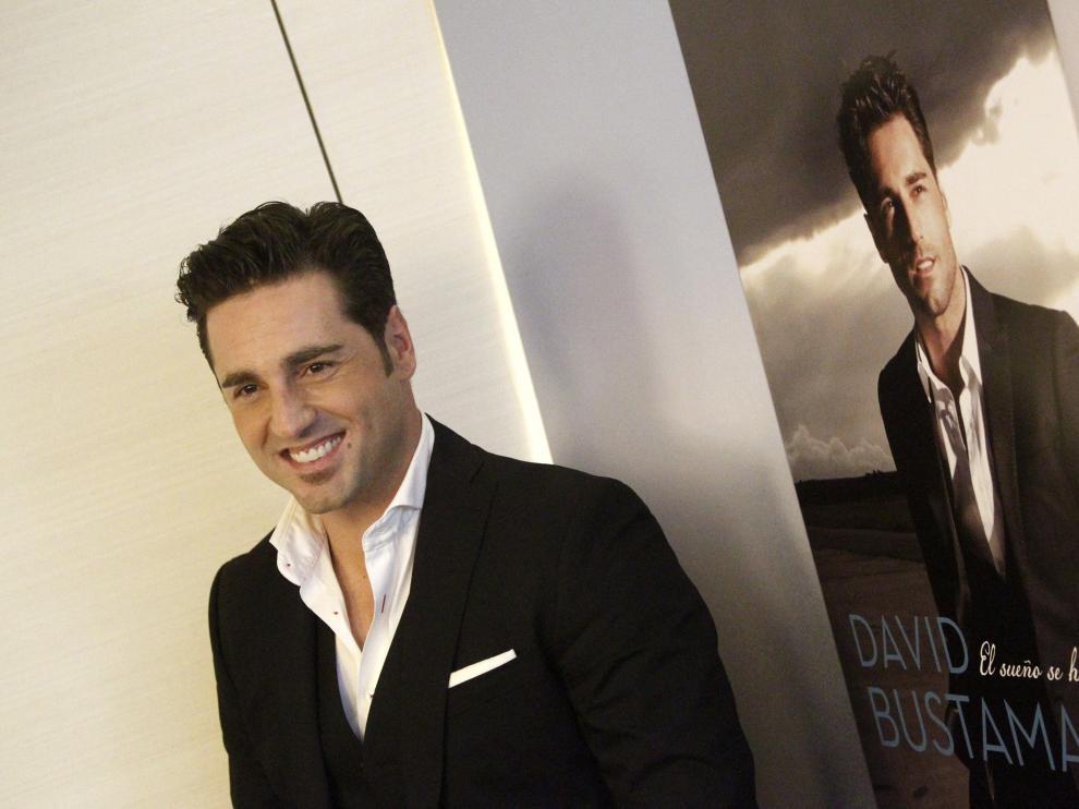 David Bustamante.