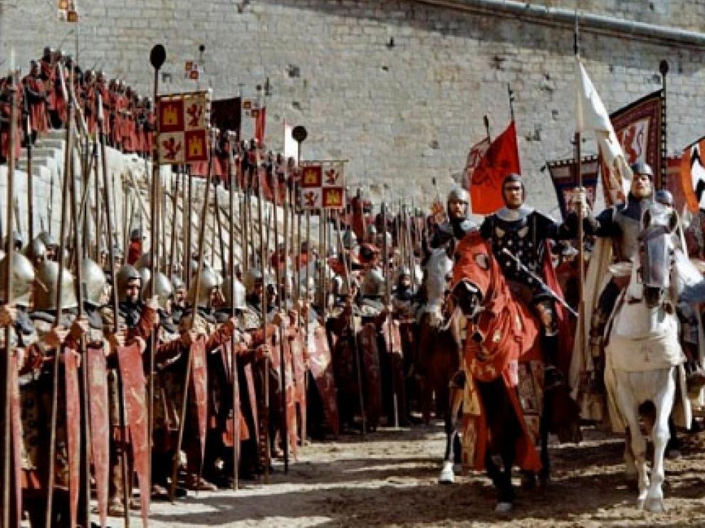 Fotograma de 'El Cid'