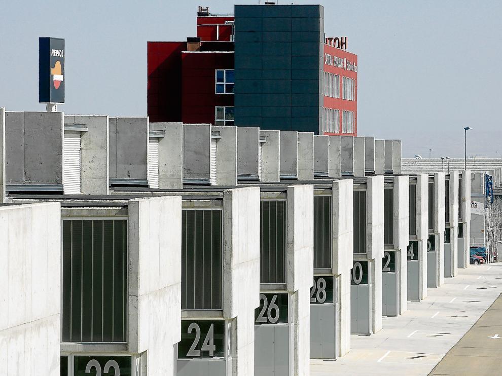 Los empresarios de Plaza piden al Gobierno de Zaragoza una bajada del tipo del IBI.