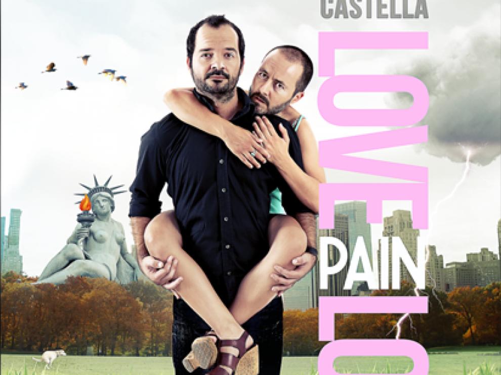 Cartel de 'Love Pain Love'.