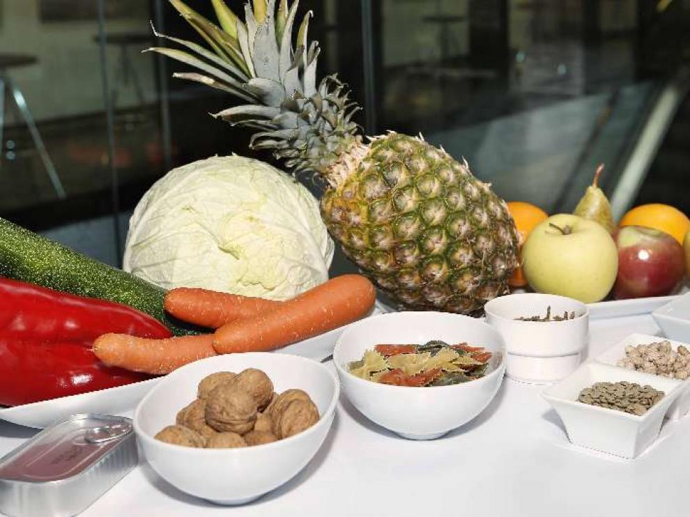 Una alimentación equilibrada es clave para el bienestar digestivo.