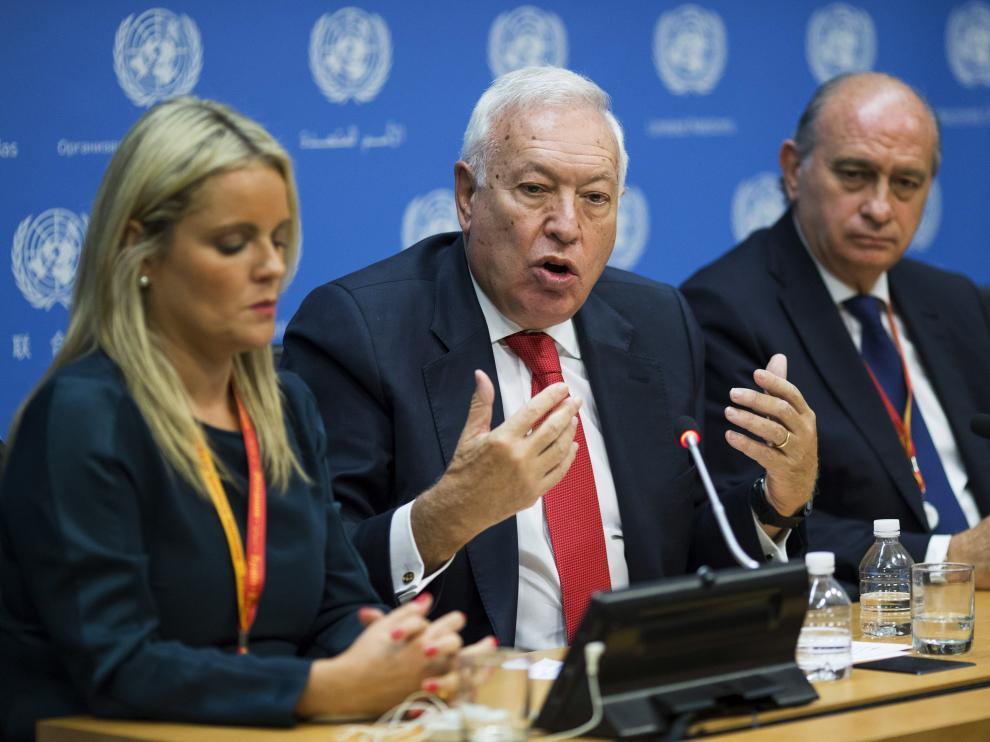 España traslada la voz de las víctimas del terrorismo a la ONU.