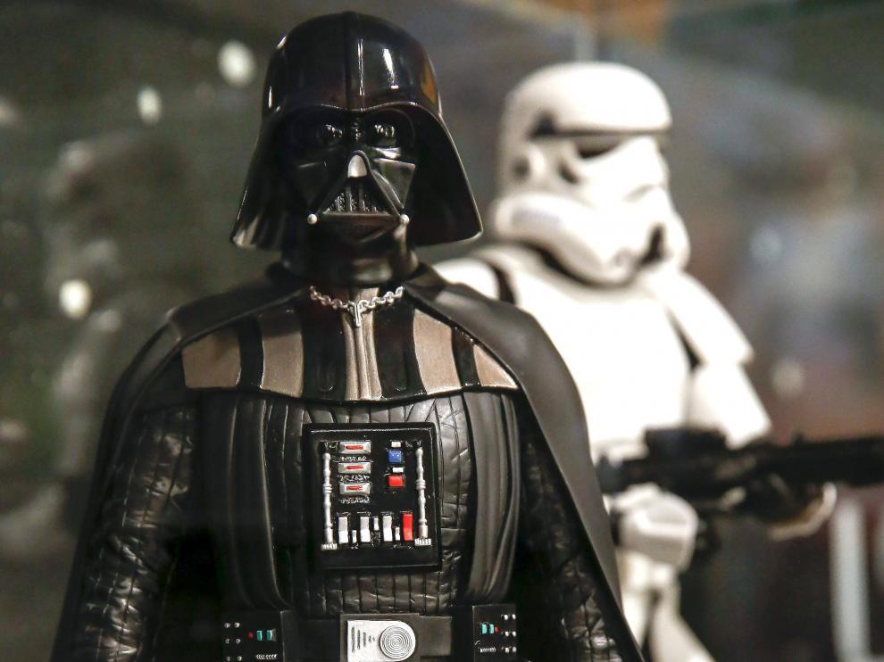 ?San Sebastián acoge una muestra sobre la saga de 'La guerra de las galaxias'