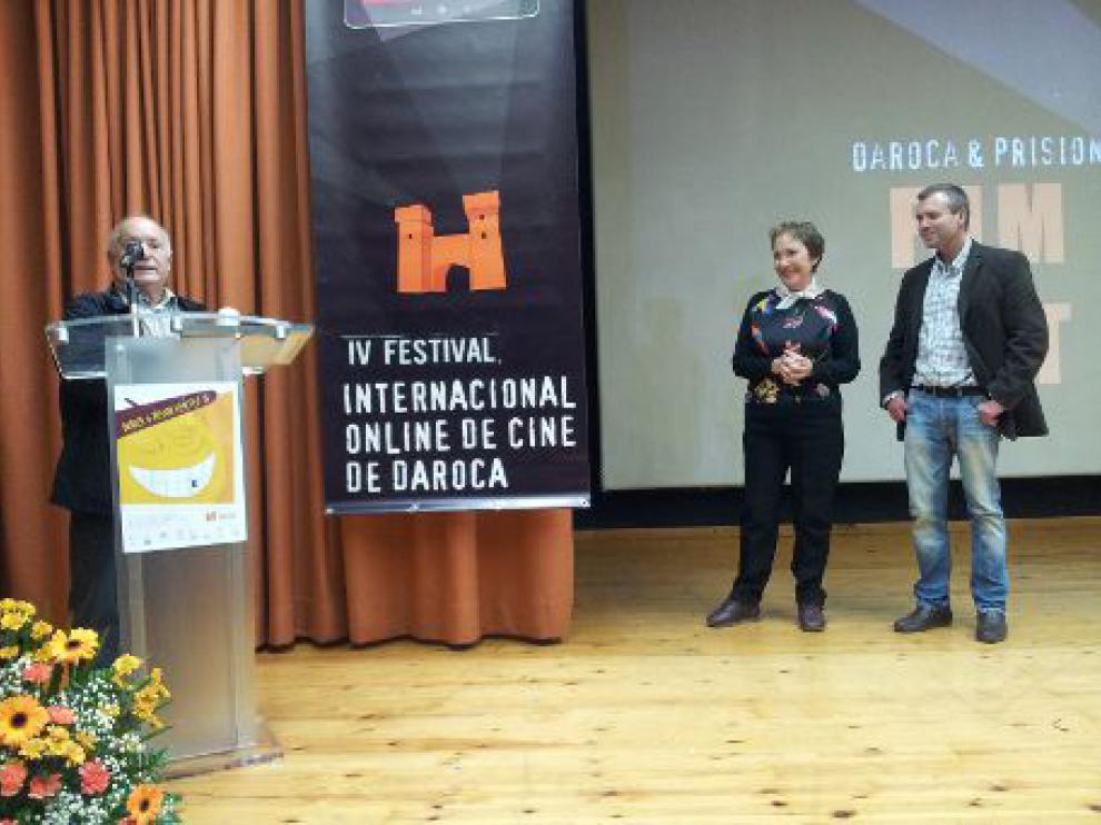 IV Festival de Cine de Daroca.
