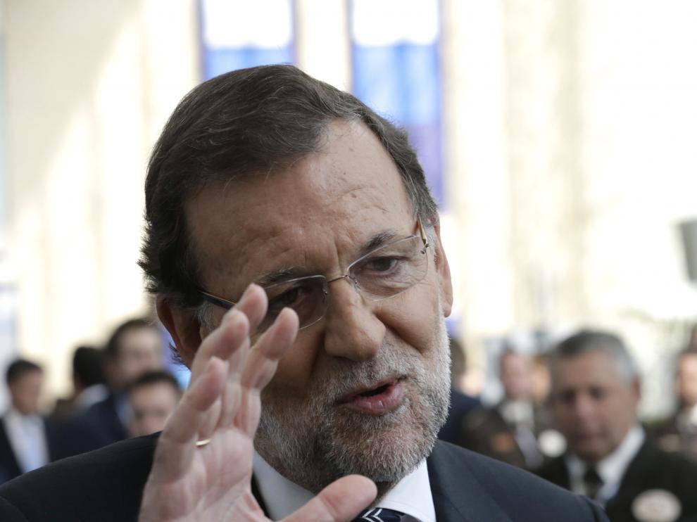 Mariano Rajoy en una foto de archivo.