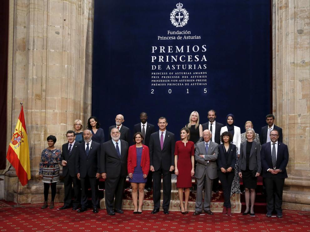 """El """"talento y compromiso"""" de los hermanos Gasol estuvo presente en Oviedo"""
