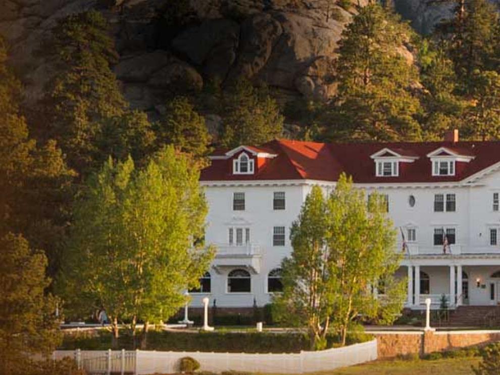 El hotel Stanley, en Colorado
