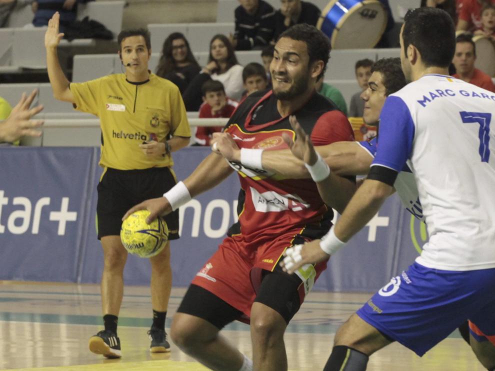 Reparto de puntos entre Bada Huesca y Fraikin Granollers
