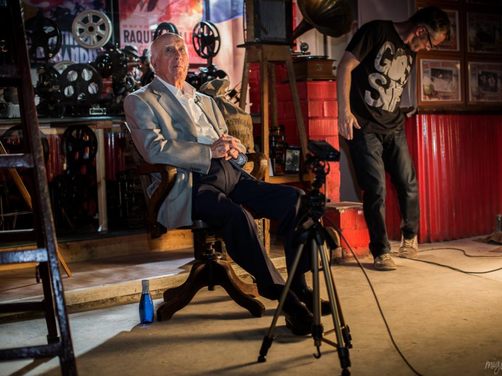 El documental sobre el productor  Eduardo Ducay, de Vicky Calavia, en la Seminci