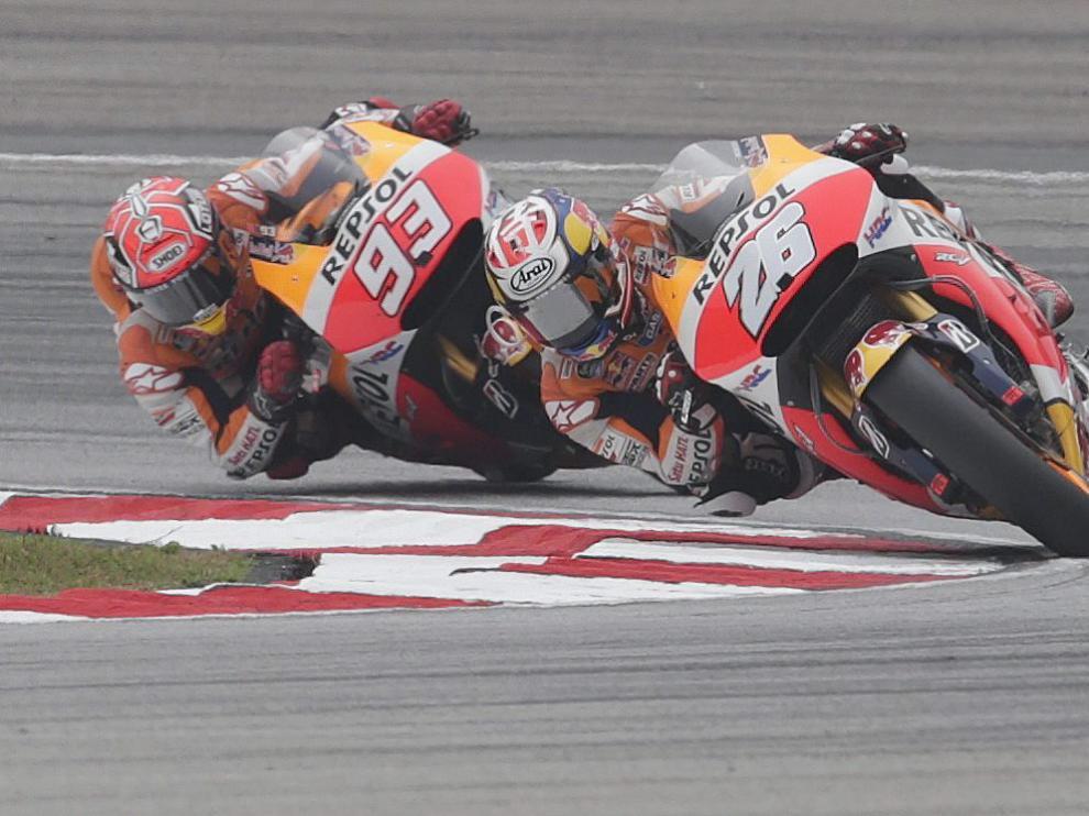 Clasificación de la carrera y del Mundial de MotoGP