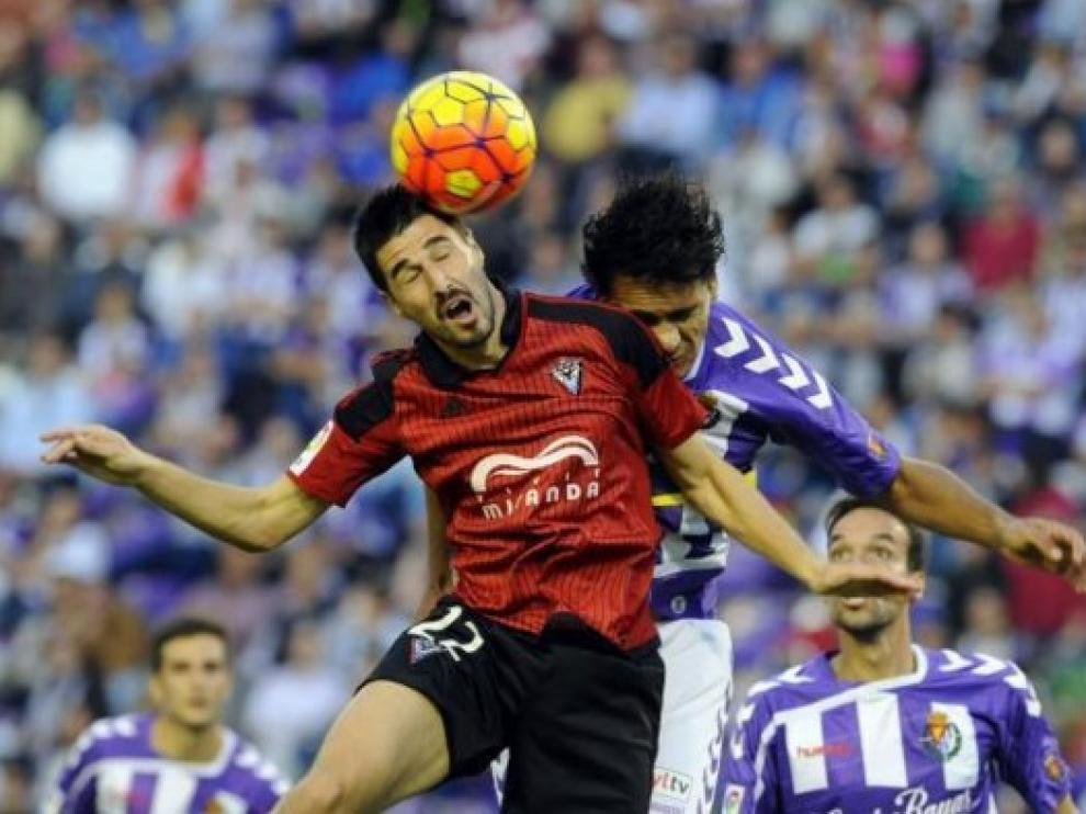 El Valladolid sale del descenso con la victoria