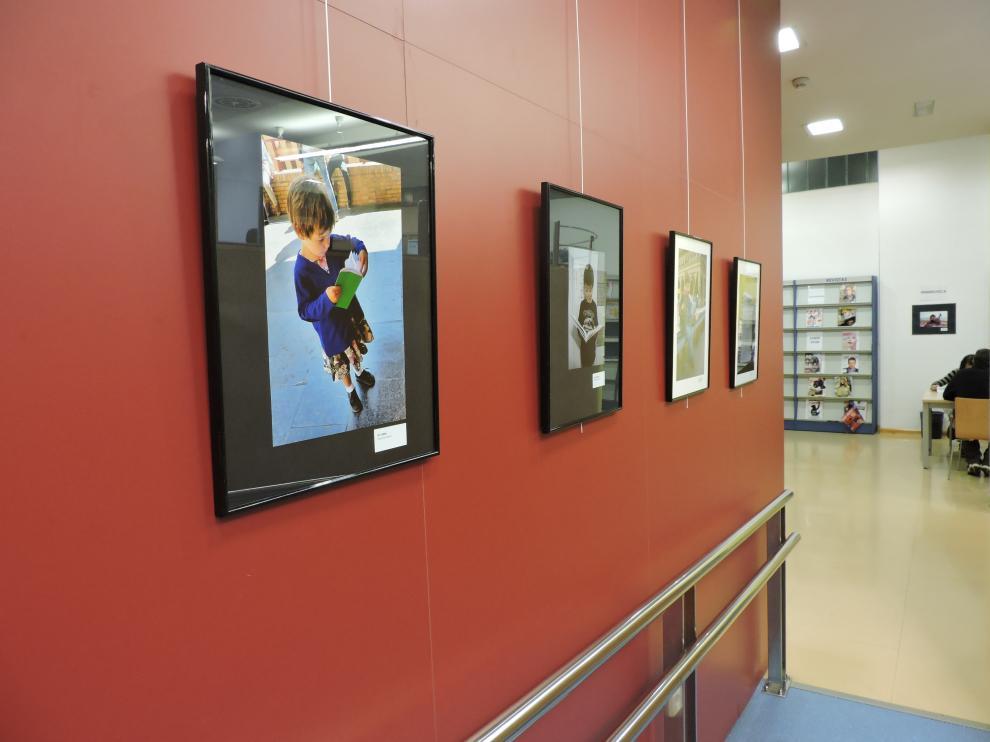 La biblioteca Durán Gudiol festeja una década de libros y actividades