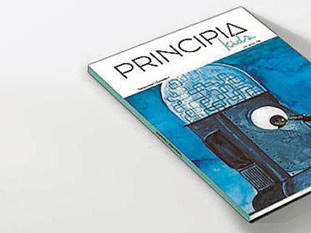 La revista 'Principia Kids' se editará en noviembre.