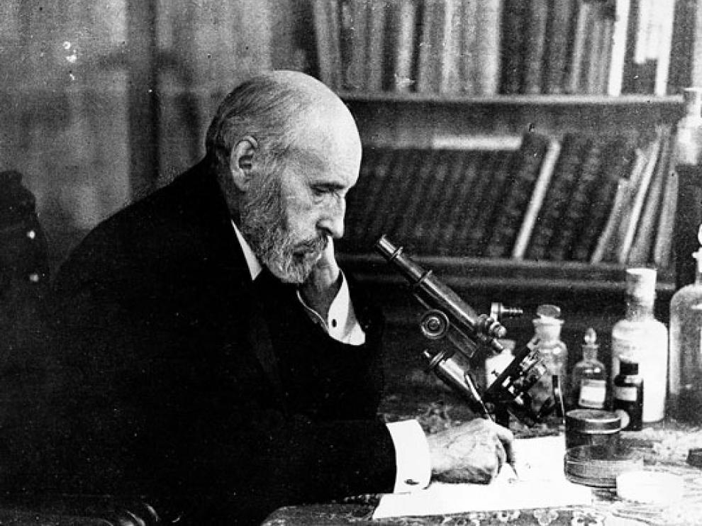 Don Santiago Ramón y Cajal