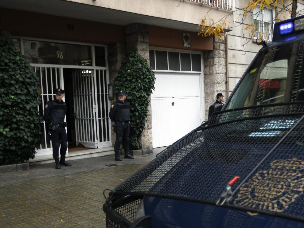 Detenido en Alicante un fugitivo polaco por cometer 30 robos en su país