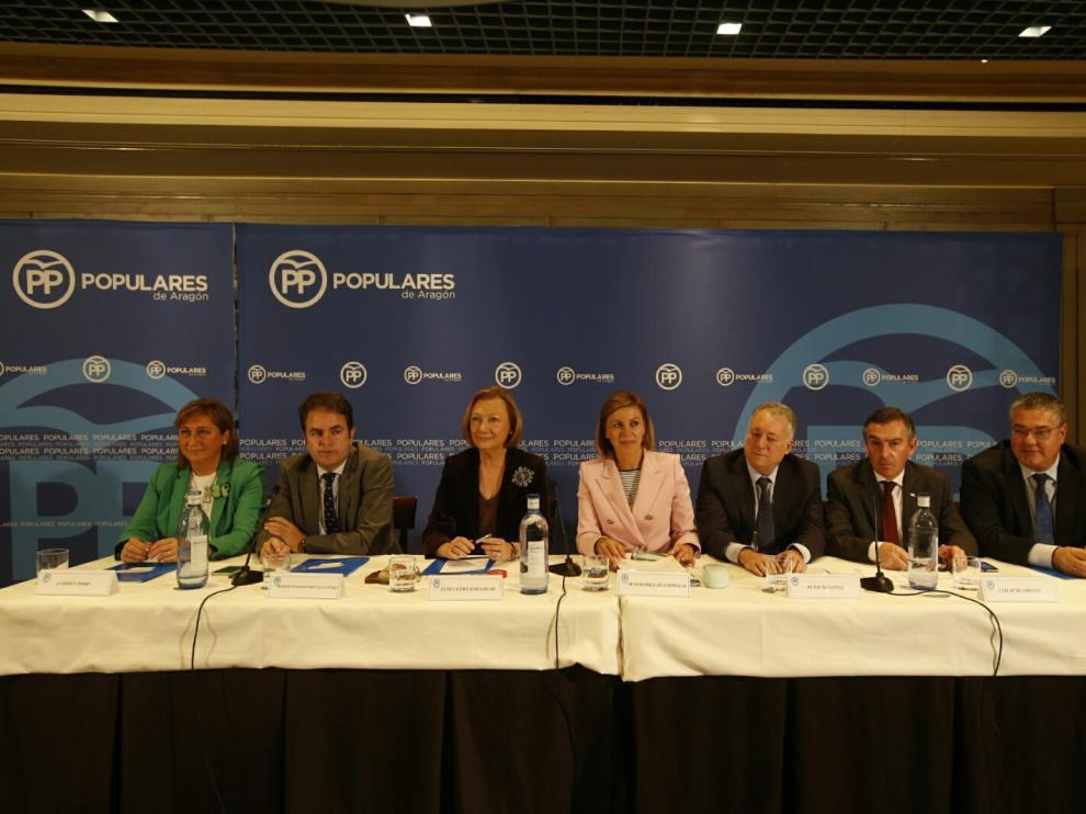 Junta Directiva del PP-Aragón