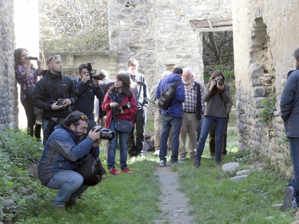 El programa de 'Salvados'  sobre Jánovas, un pueblo abandonado del Pirineo oscense que fue desahuciado para construir un pantano.