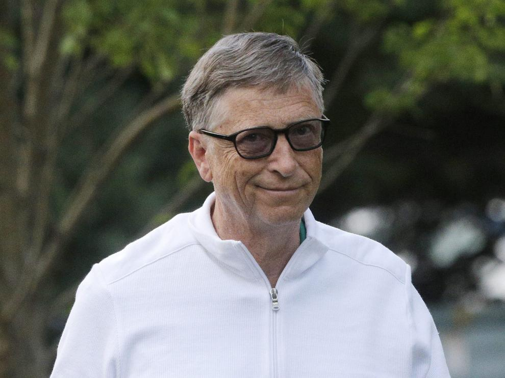 Bill Gates, un ferviente altruista.