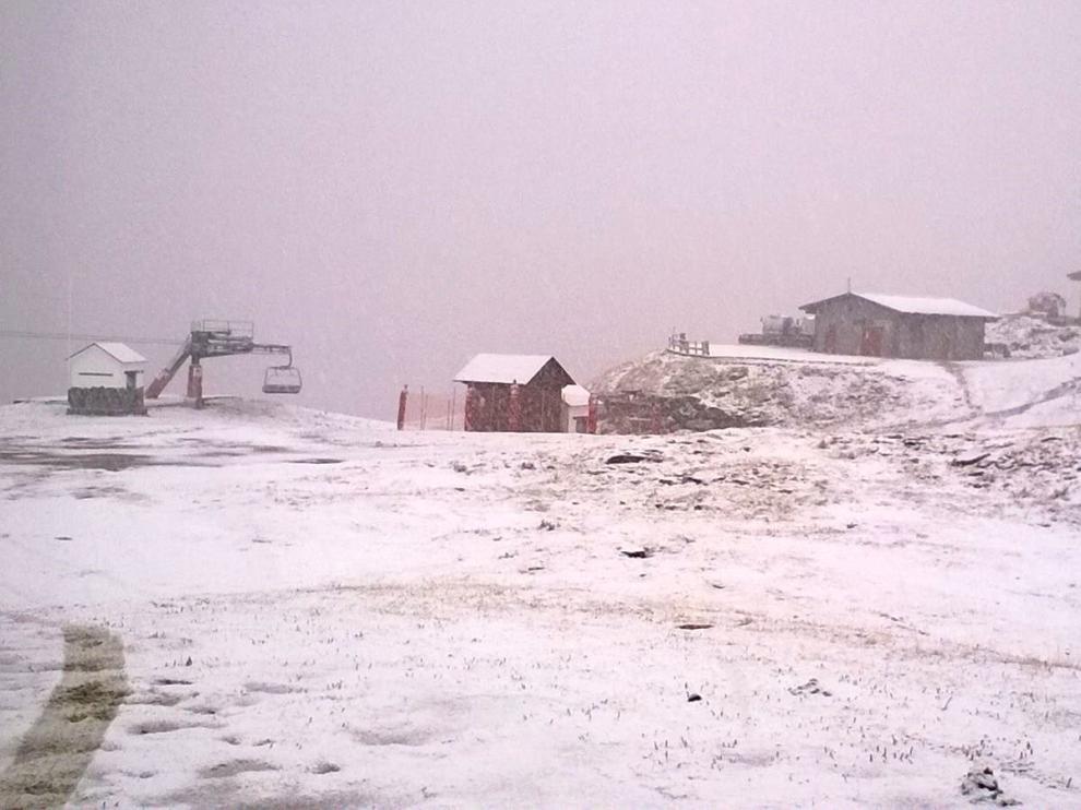 La estación de esquí de Panticosa.