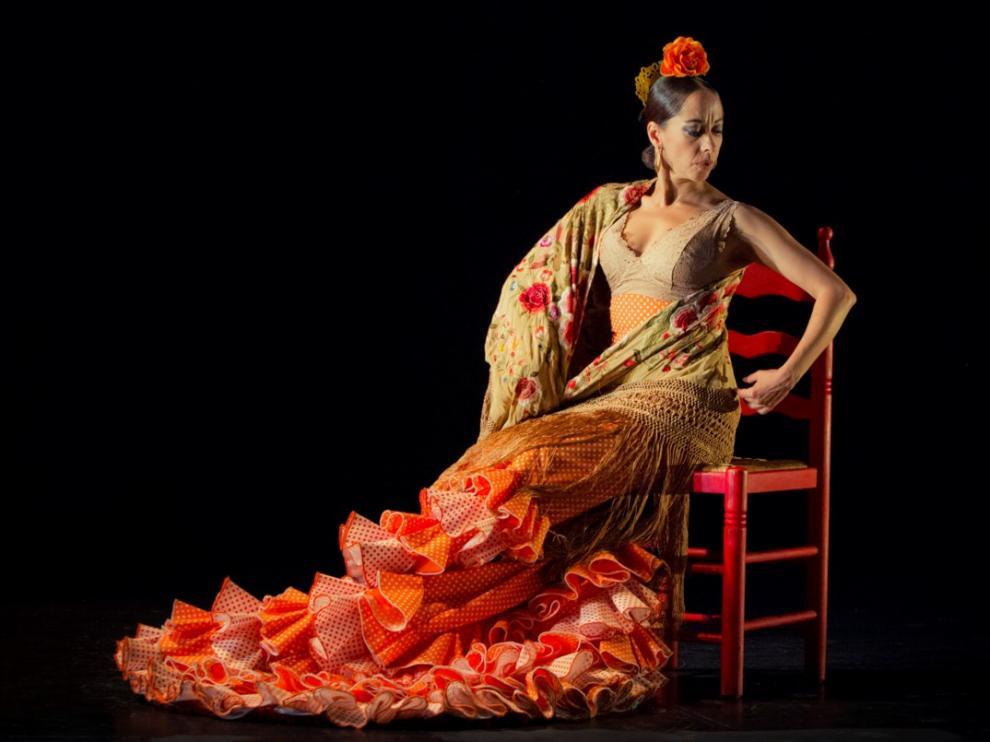 Belén Maya en el Teatro de la Estación