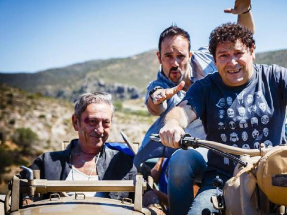 Fotograma de la película 'Bendita Calamidad'