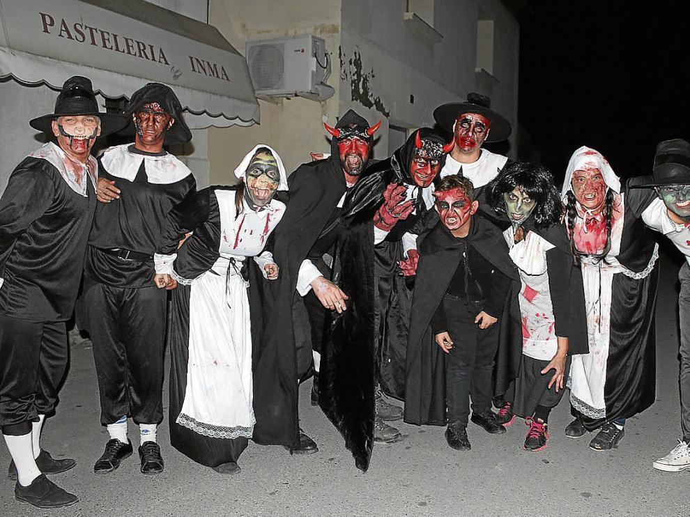 Una imagen del festival celebrado el año pasado en Grañén.