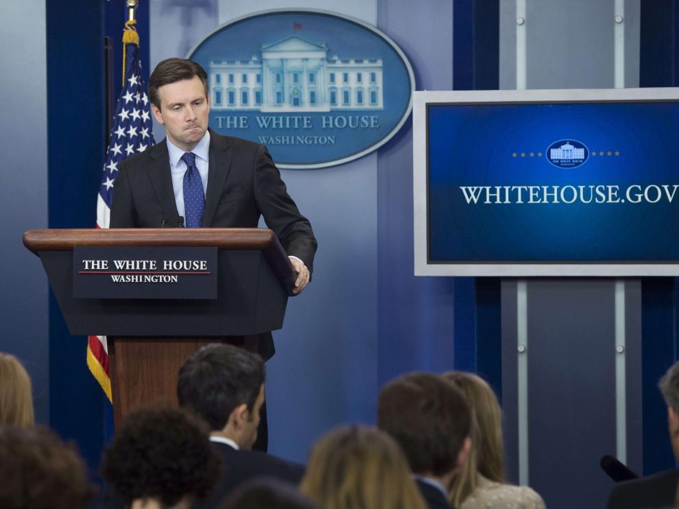 EE. UU. anuncia que enviará tropas a Siria