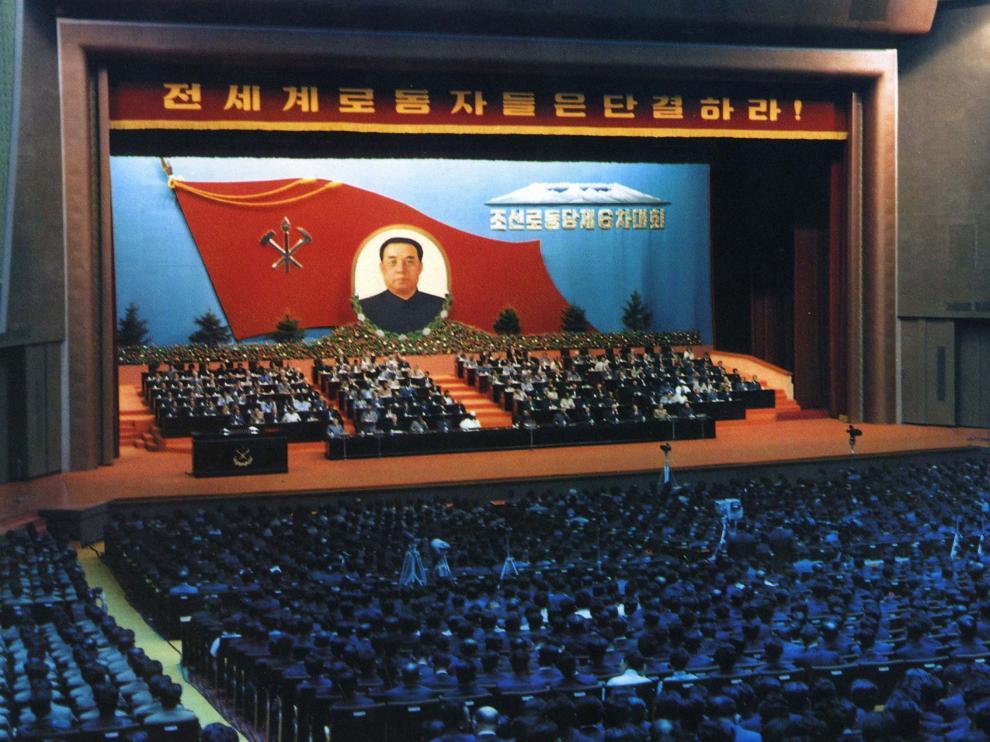 Congreso del Partido de los Trabajadores.