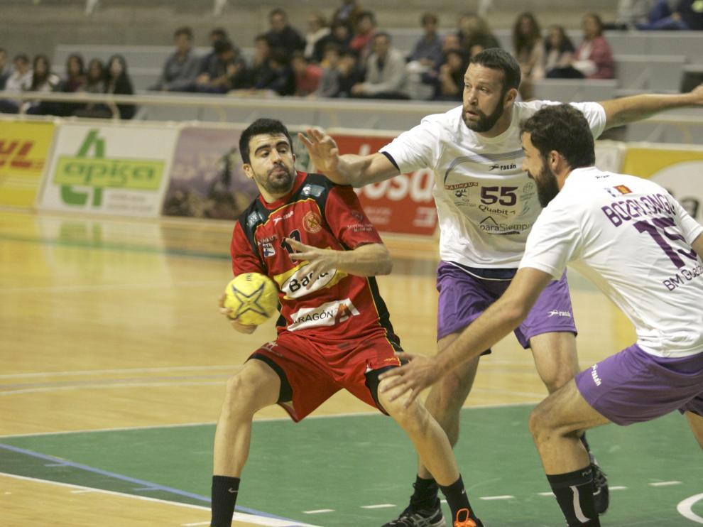 Empate del Bada Huesca frente al Guadalajara