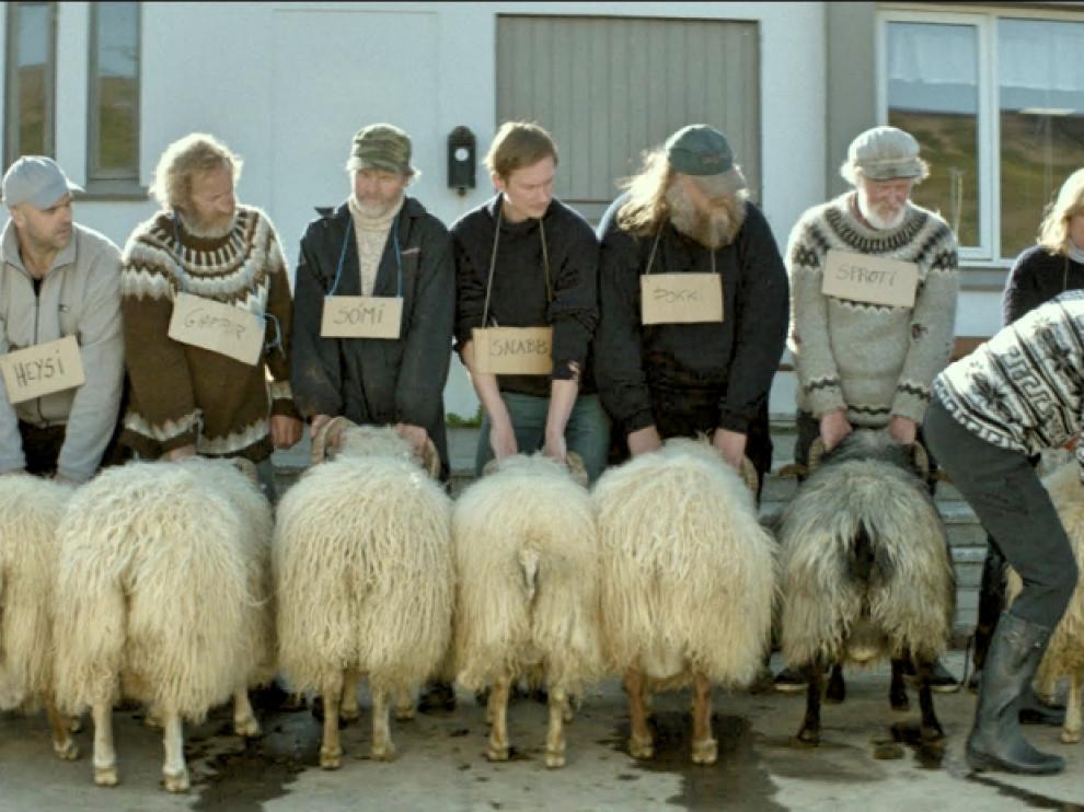 La película 'El valle de los carneros', obra firmada por Grímur Hákonarson, ha sido galardonada este sábado con la Espiga de Oro