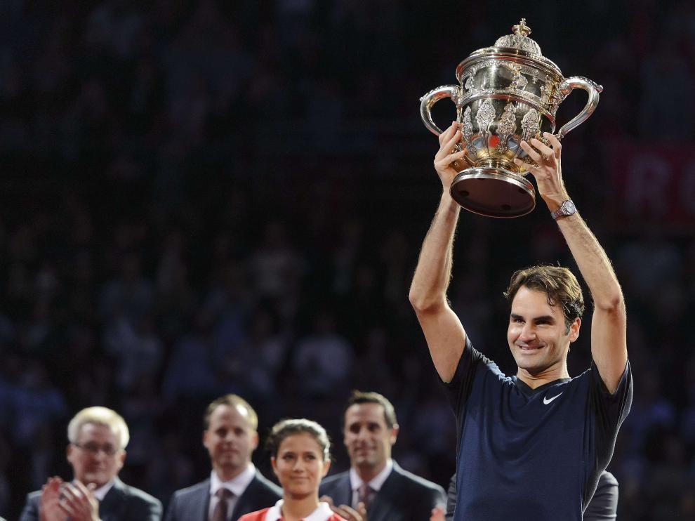 Roger Federer se impone a Rafa Nadal