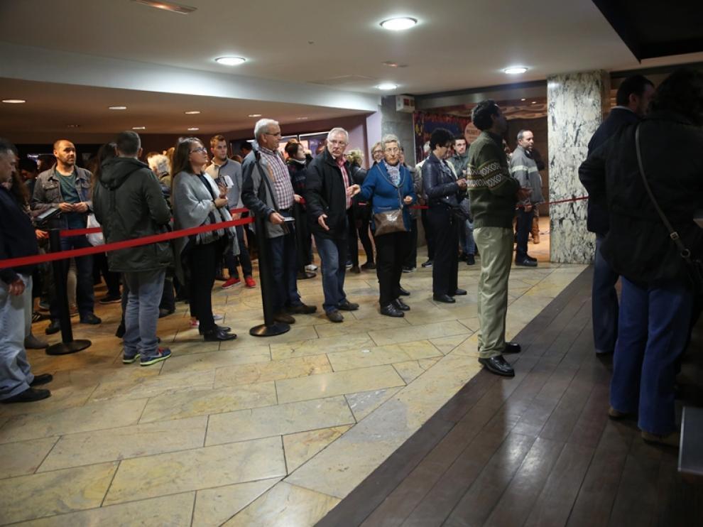 La Fiesta del Cine vuelve a llenar las salas zaragozanas