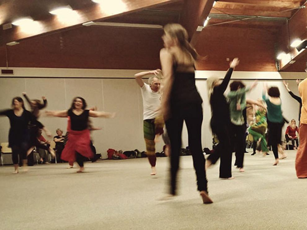 """'En Movimiento' pretende crear un público que """"entienda"""" la danza contemporánea"""